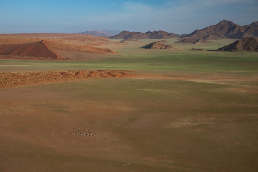 Namibia Helicopter Services Sossusvlei