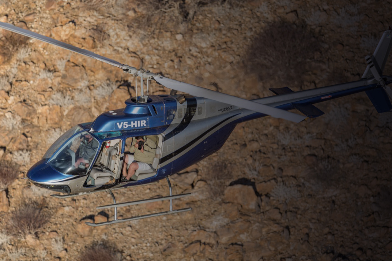 Namibia Helicopter Services